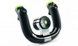 Xbox 360 wireless wheel voalnt sans fil