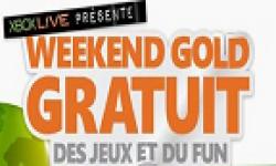 xbox live gratuit gold week end