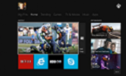 Xbox One Interface screenshots vignette
