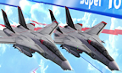After Burner Climax Comparaison PS3 Xbox 360 logo