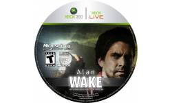 Alan Wake Ntsc Cd Cover 14036