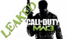 COD modern warfare 3 leak
