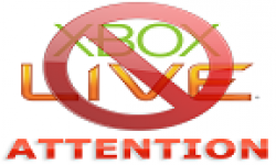 danger attention warning xbox live