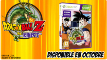 dbz for kinect cover jaquette image