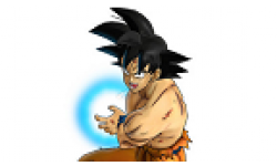Dragon Ball Z Kinect   Vignette artwork goku 21 04 2012