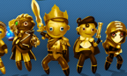 Fable heroes GOLD vignette