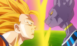 film dragon ball z battle of gods capture image screenshot