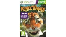 jaquette : Kinectimals