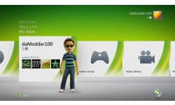 Microsoft Xbox 360 Kinect New Dashboard