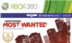 need for speed most wnated xbox 360 kinect vignette
