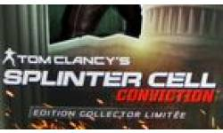 Splinter cell conviction edition limitee  09